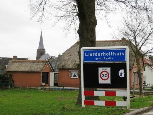 Nieuwe afstand 12km en doorkomst in Lierderholthuis